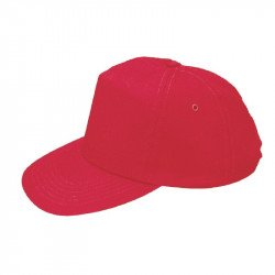 Casquette baseball rouge WHITES CHEFS APPAREL Tenues