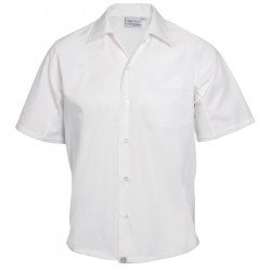 Chemise Chef CoolVent Blanche en Polyester-coton - Taille XL CHEF WORKS Nisbets Vêtements