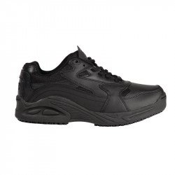 Shoes For Crews Mens Stay Grounded Leather Trainer - Size 44 SHOES FOR CREWS Nisbets Vêtements