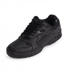 Shoes For Crews Mens Stay Grounded Leather Trainer - Size 45 SHOES FOR CREWS Nisbets Vêtements
