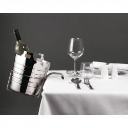 Seau à champagne inox 21cm EQUIPEMENT DIRECT Seaux à glace