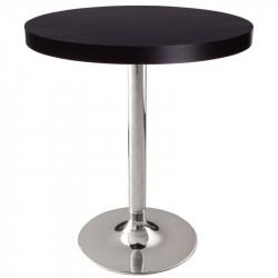 Pied de table rond Ø 430 mm, chromé, Bolero BOLERO Pieds de tables