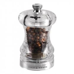 Moulin à poivre Capstan Cole & Mason acrylique - 85 mm COLE & MASON Moulins à épices