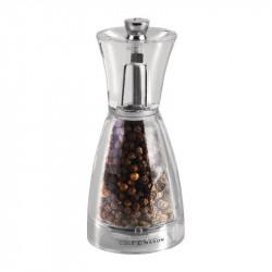 Moulin à poivre Pina Cole & Mason acrylique - 125 mm COLE & MASON Moulins à épices