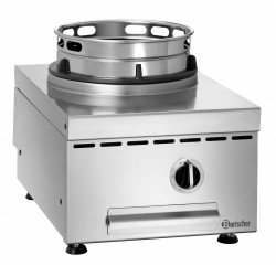 Cuisinière wok à gaz de table GWTH1 Bartscher Wok