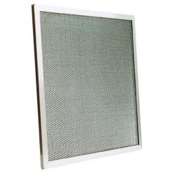 Filtre à mailles en inox L 400 x H 400 x P 12 mm EQUIPEMENT DIRECT Filtres de hottes