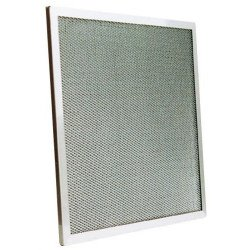 Filtre à mailles en inox L 625 x H 400 x P 12 mm EQUIPEMENT DIRECT Filtres de hottes
