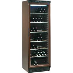 Cave à vin 118 bouteilles porte vitrée EQUIPEMENT DIRECT Caves à vin