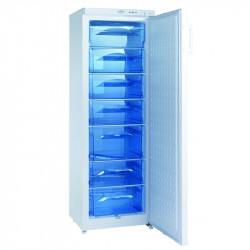 Armoire de stockage 230 Litres négative Blanche Scan Domestic SC Recycle Bin