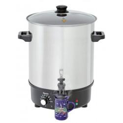 Marmite Vin chaud 30 Litres, stérilisateur 30L, AI Bartscher Distributeurs de boissons chaudes
