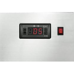 Vitrine réfrigérée Mini 78L, inox A2CH Bartscher Vitrines XL
