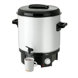 Marmite Vin chaud 21 Litres, stérilisateur GE 21 Bartscher Distributeurs de boissons chaudes