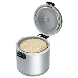 Chauffe-riz, anneau chauffant, 8,5 kg de riz Bartscher Cuiseurs à riz