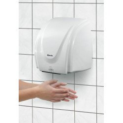 Sèche-mains, 2,1kW, synthétique Bartscher Sèches mains