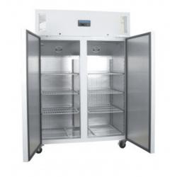 Armoire réfrigérée 1200 Litres positive PRO 2 portes Blanche POLAR Armoires positives (+1°C+6°C)
