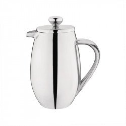 Cafetière isotherme 400ml inox finition miroir OLYMPIA Cafetières