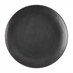 Lot de 4 assiettes plates rondes Ø270 mm Fusion OLYMPIA Collection Fusion