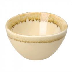 Lot de 12 pots à sauce 'sable' Kiln Ø68mm OLYMPIA Collection Kiln