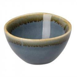 Lot de 12 pots à sauce 'océan' Kiln Ø68mm OLYMPIA Collection Kiln