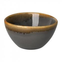 Lot de 12 pots à sauce 'gris' Kiln Ø68mm OLYMPIA Collection Kiln
