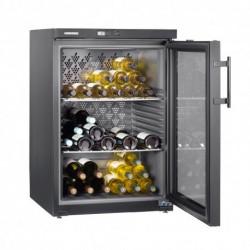 Cave à vins 65 bouteilles - 1 zone mono-température & porte vitrée - Liebherr Liebherr Caves à vin