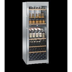 Cave à vins 155 bouteilles - 2 zones + 2 casiers - Liebherr Liebherr Caves à vin
