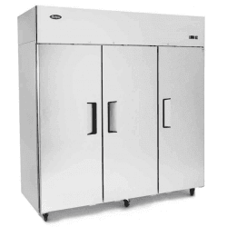 Armoire positive 1390 Litres 3 portes inox GN2/1 Atosa Catering Equipement Armoires positives (+1°C+6°C)