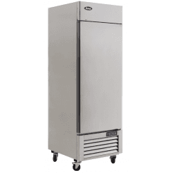 Armoire positive 610 Litres 1 porte inox GN2/1 Atosa Catering Equipement Armoires positives (+1°C+6°C)
