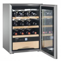 Cave à vins 12 bouteilles - 1 zone + tiroir chocolat - Liebherr Liebherr Caves à vin