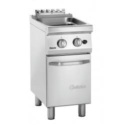 Cuiseur 24L à pâtes gaz L 400 x P 700 mm - inox Bartscher Cuiseurs à pâtes