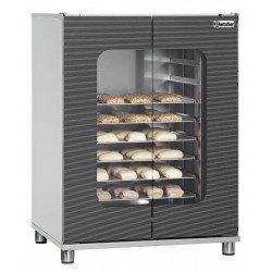 Armoire de fermentation L 700 x P 600 x H 960 mm - inox Bartscher Chambres de pousse