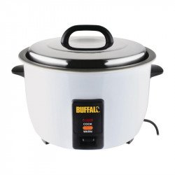 Marmite à riz Buffalo 4,2 Litres BUFFALO Cuiseurs à riz