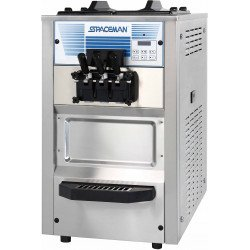Machine à glace 270 cornets / heure - alimentation par gravité Spaceman Machines à glaces italiennes