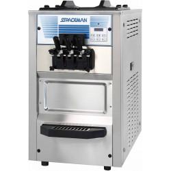 Machine à glace 290 cornets / heure - alimentation par pompe Spaceman Machines à glaces italiennes