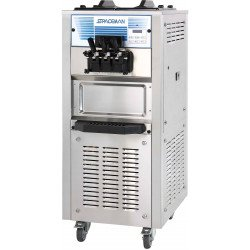 Machine à glace 590 cornets / heure - alimentation par pompe Spaceman Machines à glaces italiennes
