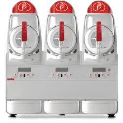 Distributeur 6 L de frappés / granités - 3 cuves Ugolini Machines à granité
