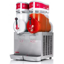Distributeur 15 L de frappés / granités - 2 cuves Ugolini Machines à granité