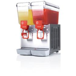 Distributeur 12 L de boissons froides - 2 cuves Ugolini Distributeurs de boissons froides