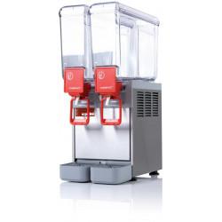 Distributeur 2 cuves de boissons froides - 8 Litres Ugolini Distributeurs de boissons froides