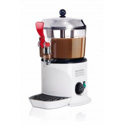 Machine 5 L à chocolats chauds - Blanc Ugolini Distributeurs de chocolat chaud