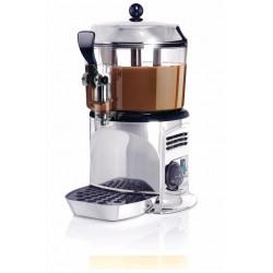 Machine 5 L à chocolats chauds - Argent Ugolini Distributeurs de chocolat chaud