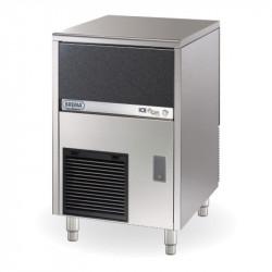 Machine à glaçons 40 Kg / 24h + programme + pompe - inox BREMA Machines à glaçons
