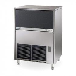 Machine à glaçons 71 Kg / 24h + programme + pompe - inox BREMA Machines à glaçons