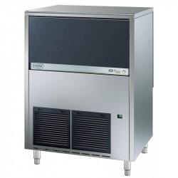 Machine à glaçons 77 Kg / 24h + pompe - inox BREMA Machines à glaçons