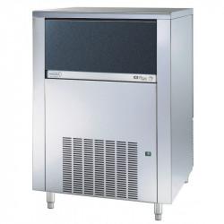 Machine à glaçons 155 Kg / 24h + pompe - inox BREMA Machines à glaçons