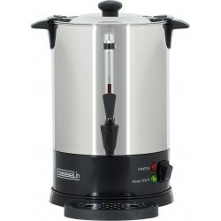 Percolateur à café - 6.8 L - 48 tasses - paroi simple - inox CASSELIN Percolateurs à café