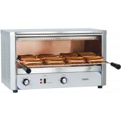Toasteur à quartz - 3 niveaux - inox CASSELIN Toasters