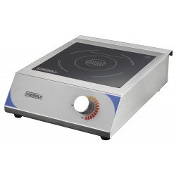 Plaque à induction 3500 W - digitale - inox CASSELIN Induction