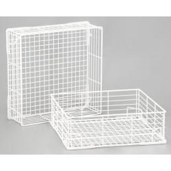 Panier de rechange double paroi pour laves-verres 400 mm CASSELIN Accessoires et pièces détachées