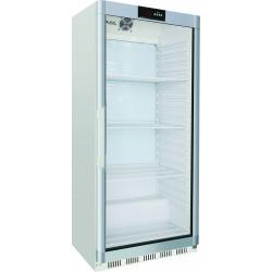 Armoire 600 Litres réfrigérée - 1 porte vitrée - epoxy EQUIPEMENT DIRECT Armoires vitrées